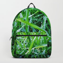 Dewy Grass Backpack