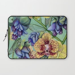 Lost Wing In Bloom Laptop Sleeve
