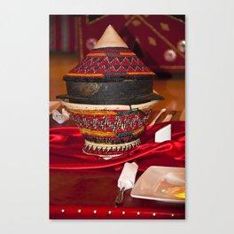 Najran Dinner Canvas Print