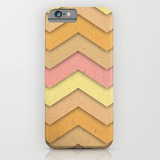 Summer Day Chevron iPhone 6s Slim Case