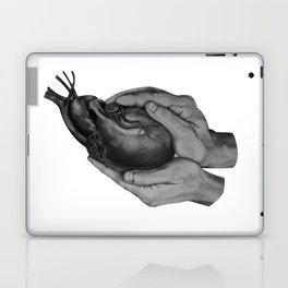 He Holds You Laptop & iPad Skin
