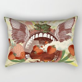 STRAWBERRY COUGH Rectangular Pillow