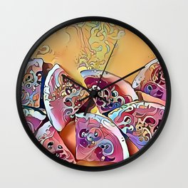 Patia II Wall Clock