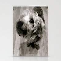 jake Stationery Cards featuring Jake by Julia Blanchette