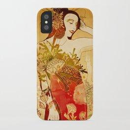 Wormwood iPhone Case