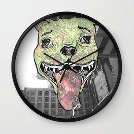 City Hound Wall Clock