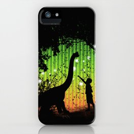 Off world adventure iPhone Case
