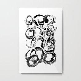 binding Metal Print