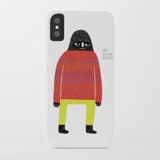 Good Buddy Slim Case iPhone X