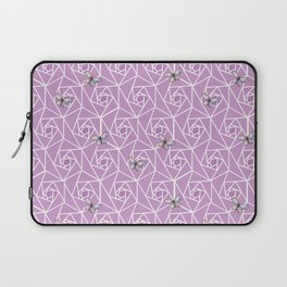 Roses & Butterflies Laptop Sleeve