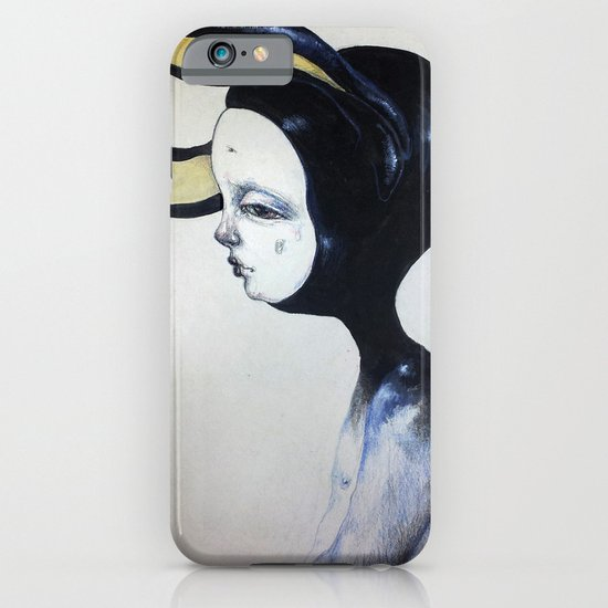 Portrait iPhone & iPod Case