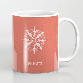 Go Nuts Coffee Mug