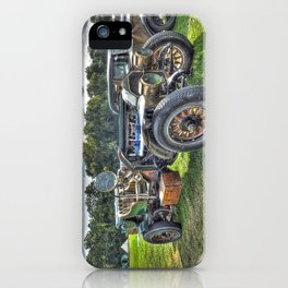 La France Speedster iPhone Case