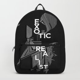 exotic realist Backpack
