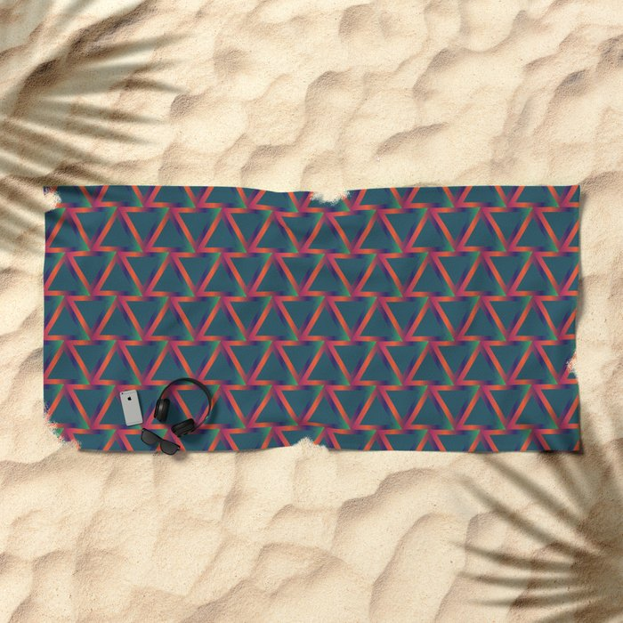 Pattern #51 Beach Towel