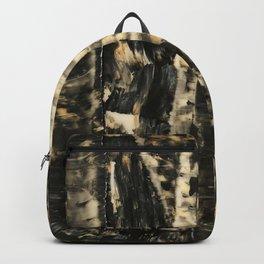Night Trees #Abstract #acrylic #Society6 Backpack
