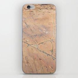 sea stone iPhone Skin