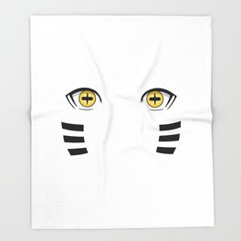 Sage of the Six Paths Mode Throw Blanket