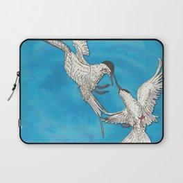 Arctic Terns Laptop Sleeve