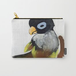 When You Are Royally Created, Baby Parrot Carry-All Pouch