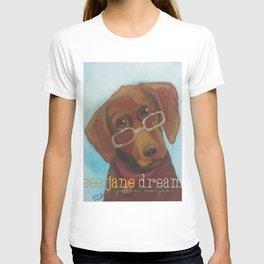 Animal Optics Red Fog T-shirt