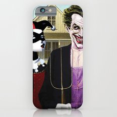 Why So American Gothic? iPhone 6s Slim Case