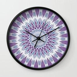 New Model Mandala 2 Wall Clock