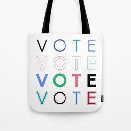 Vote Baby Vote 031816 Tote Bag