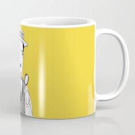 Sherlock Jr. Coffee Mug