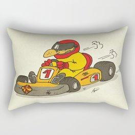 F1 Rectangular Pillow