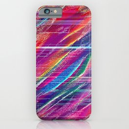 Colours of the Wind iPhone Case