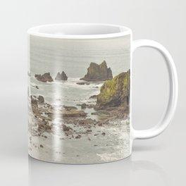Ecola Point, Oregon Coast, hiking, adventure photography, Northwest Landscape Coffee Mug