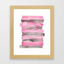 141122 Abstract 8 Framed Art Print