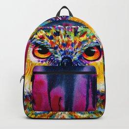 HORNED OWL Backpack