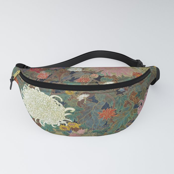 flower【Japanese painting】 Fanny Pack