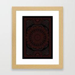 Revival of the Fittest Framed Art Print