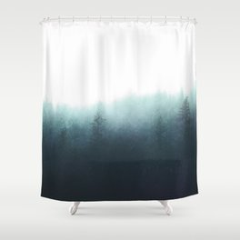 Tell me what's the secret Shower Curtain
