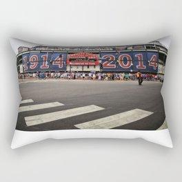 100th Anniversary Rectangular Pillow