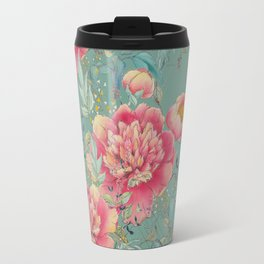 tender gipsy paeonia Travel Mug