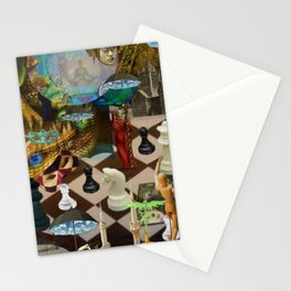 The Young Lady's Dream Stationery Cards