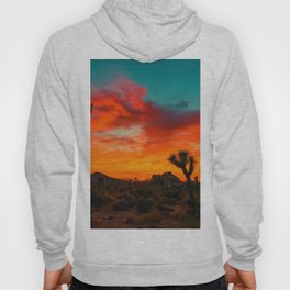 Sunset Desert (Color) Hoody