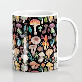 Mushroom heart Coffee Mug