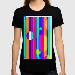 Re-Created Intersection IV by Robert S. Lee T-shirt