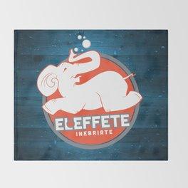 El Effete Throw Blanket