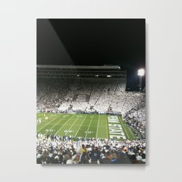 We Are Penn State Metal Print