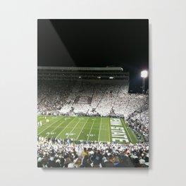 We Are Penn State Metal Print