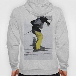 Natural High   - Ski Jump Landing Hoody