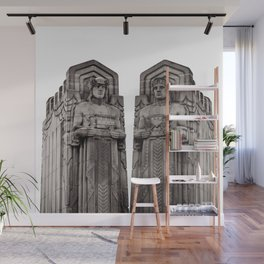 There's No Place Like Home Wall Mural