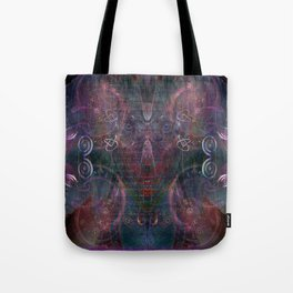 Infinite Correlation Tote Bag