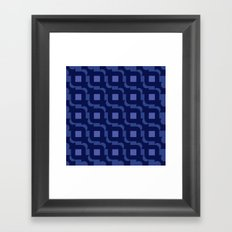 Pattern Print Edition 1 No. 9 Framed Art Print